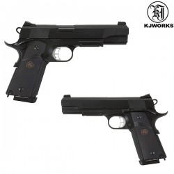 Pistola CO2 1911 MEU KJ Works