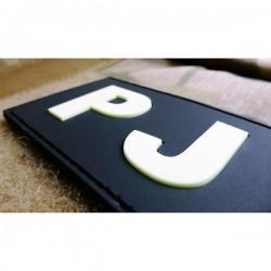 PJ Rubber Patch - Glow in...