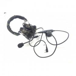 PTT z-tac U94 ken x headset...