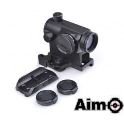 RD-1 QD Kit Red Dot Black...