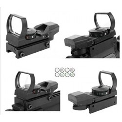 Red dot reflex 15x35 NERO...