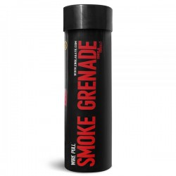 Red Wire Pull Smoke Grenade...
