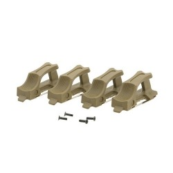 Set Estrattori Speed Plate Tan