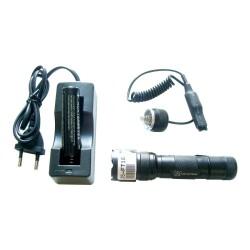 Torcia LED 200L