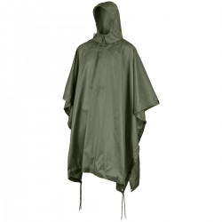 US Poncho ripstop OD