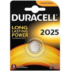 DURACELL DL CR 2025