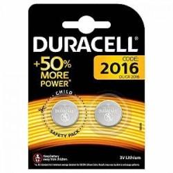DURACELL DL CR BR 2016