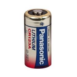 batteria Panasonic CR123