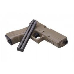 Glock G18 TAN AEP elettrica...