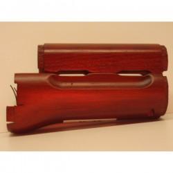 Guancette in legno per ak74 su