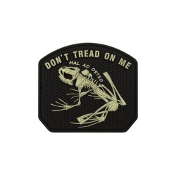 Don't Tread on me Frog...