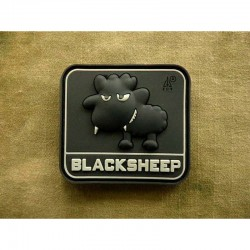 Black Sheep Rubber Patch Swat
