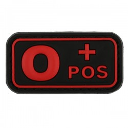 Bloodtype Rubber Patch 0...