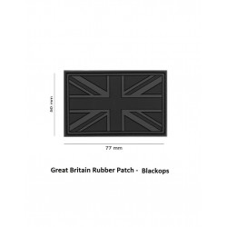 Great Britain Rubber Patch...