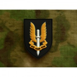SAS Rubber Patch Color