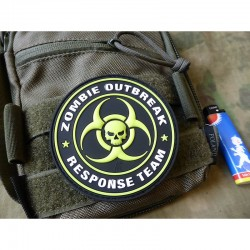 Zombie Outbreak Rubber...