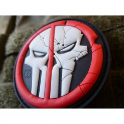 Deathpool Skull Rubber...