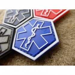 Paramedic Hexagon Rubber...