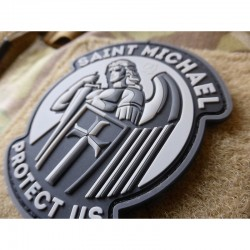 Saint Michael Rubber Patch...