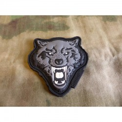 Wolf Rubber Patch SWAT