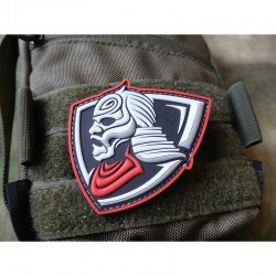 Lone Warrior Rubber Patch