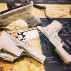 Trattamento MoS2 su pistola...