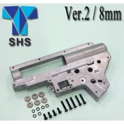 Gearbox 8mm V2 rinforzato -...