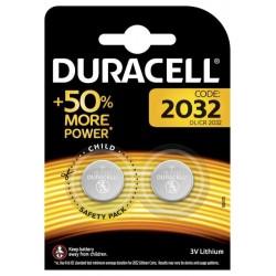 2032 blister 2pz Duracell