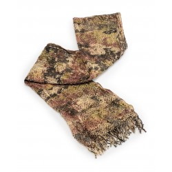 SCARF IN ITALIAN CAMO COLOR