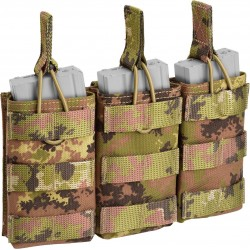 TRIPLE OPEN MAGAZINE POUCH...