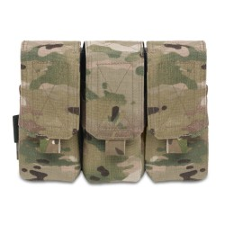 Triple Covered Mag Pouch M4...