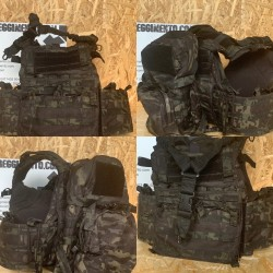Plate carrier AEO Multicam...