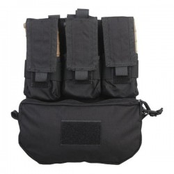 Assault Back Panel Black (...