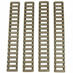 Slot rail cover set 4pz...