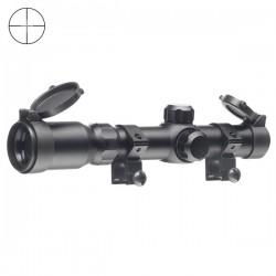 Ottica 1.5-6x50IR Tactical