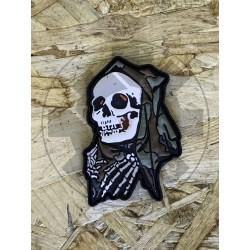 Camo Skull Patch