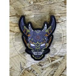 Devil Samurai Skull Alpha...