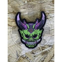 Devil Samurai Skull Bravo...