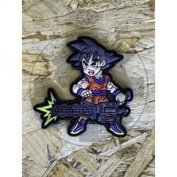 Goku Minigun Patch