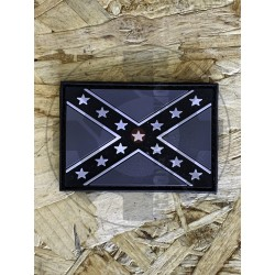 South Flag Black/grey Patch