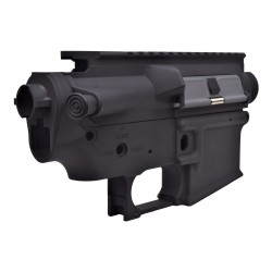 M4 receiver Full Metal Black