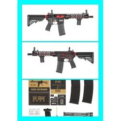 SA-E39 Edge 2.0 Black / Red...