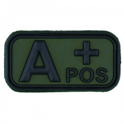 Bloodtype Rubber Patch A...