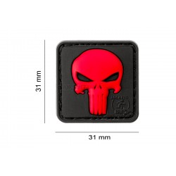 JTG Punisher Rubber Patch -...