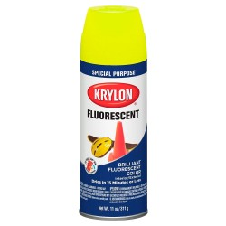 KRYLON FLUORESCENT PAINT...