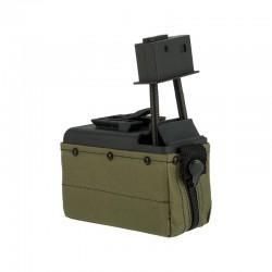 M249 Box Mag 1500rds OD - A&K